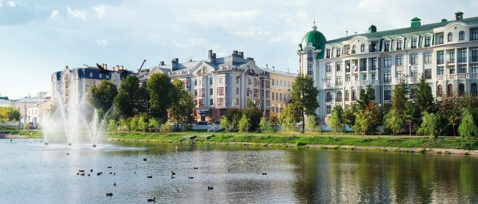 Парк Черное озеро (Казань, ул. Лобачевского, 5)