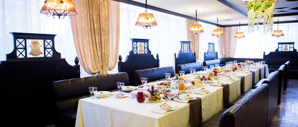 Ресторан Брассерия (Казань, Дуслык пер., 8)