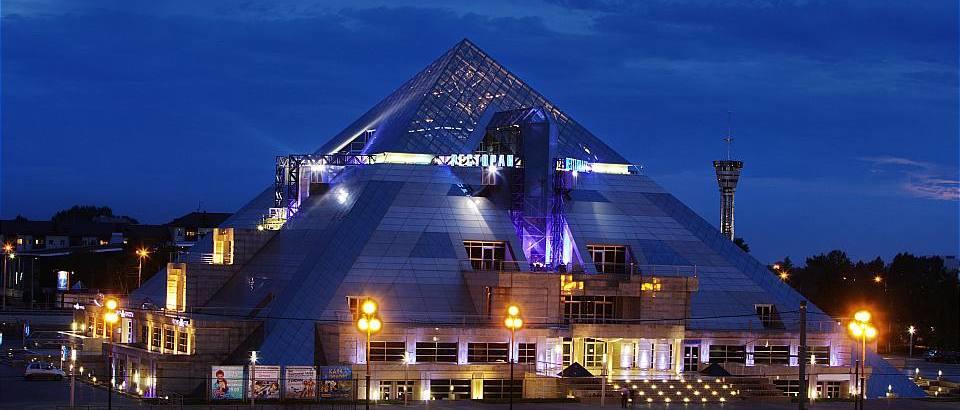 КРК Пирамида (Казань, ул. Московская, 3)