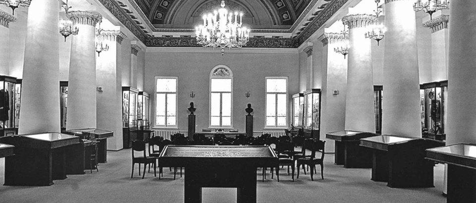 Этнографический музей Казанского университета (Казань, ул Кремлевская, д 18)