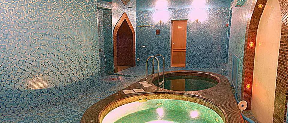 Турецкая баня Хаммам (Ростов-на-Дону, Семашко пер., 114)
