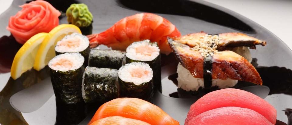Sushi Тrain (Казань, просп. Победы, 91)