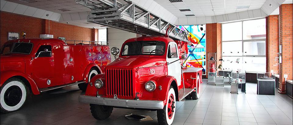 Музей пожарной охраны (Казань, ул. Кожевенная, 20)