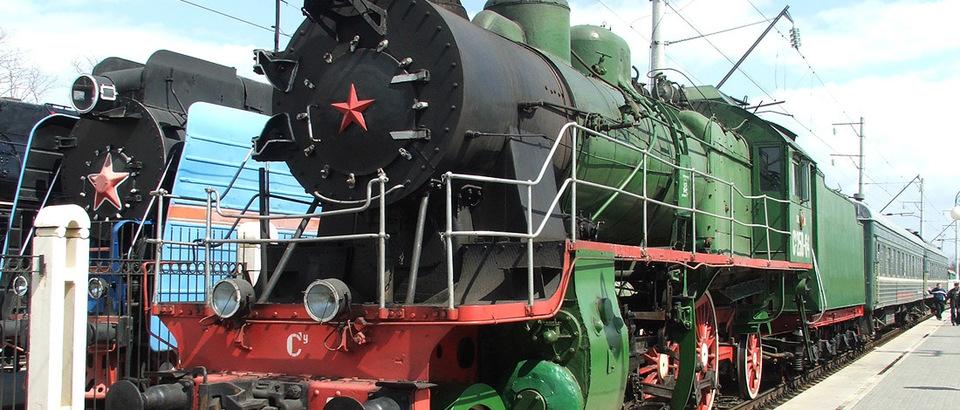 Музей железнодорожной техники (Ростов-на-Дону, ул Гусева, д 2А/5)