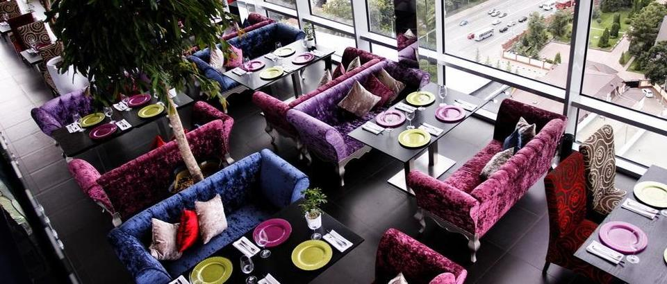 "Ресторан ""Extra Lounge"" (Казань, ул Николая Ершова, д 1А)"