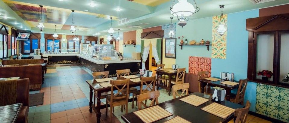 Халяль-кафе Азу (Казань, ул. Газовая, 14)