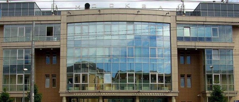 Спортивный комплекс «Москва»  (Казань, ул Московская, д 49)
