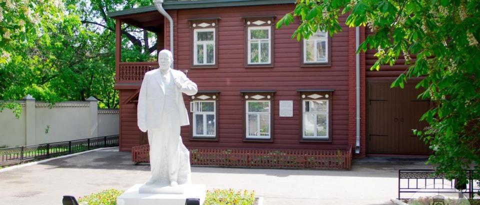 Дом-музей В.И. Ленина (Казань, ул. Ульянова-Ленина, 58)