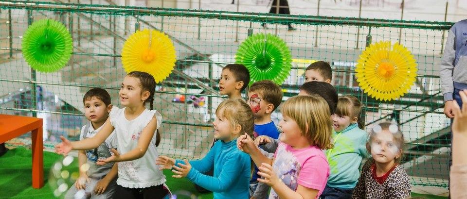 Детский игровой центр Тигра (Казань, ул Ленинградская, д 27 )
