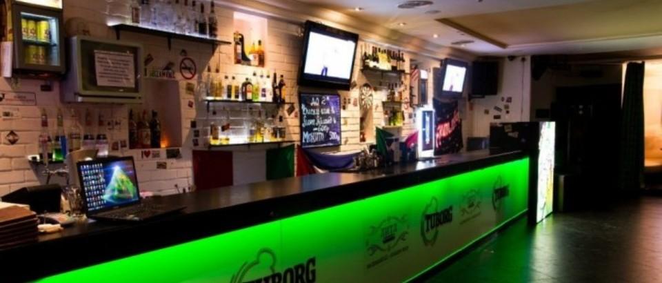 Кафе-бар Little bar (Казань, ул. Островского, 87)
