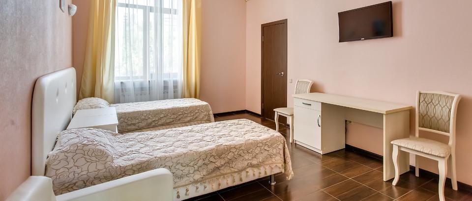 Отель Островский (Ростов-на-Дону, Буденновский просп., 97)