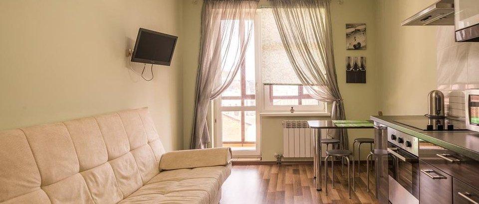 Апартаменты у Кремля (Казань, ул. Чернышевского, 33)