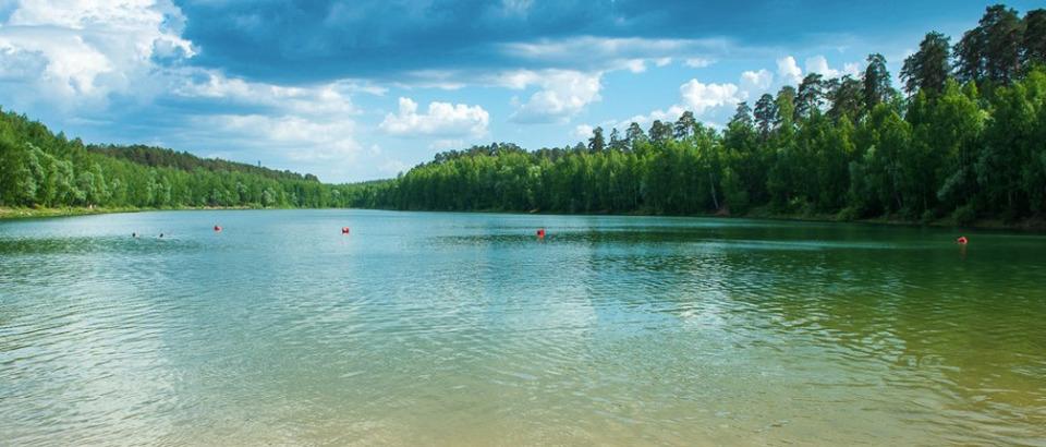 Пляж «Глубокое озеро» (Казань, Озеро Глубокое)
