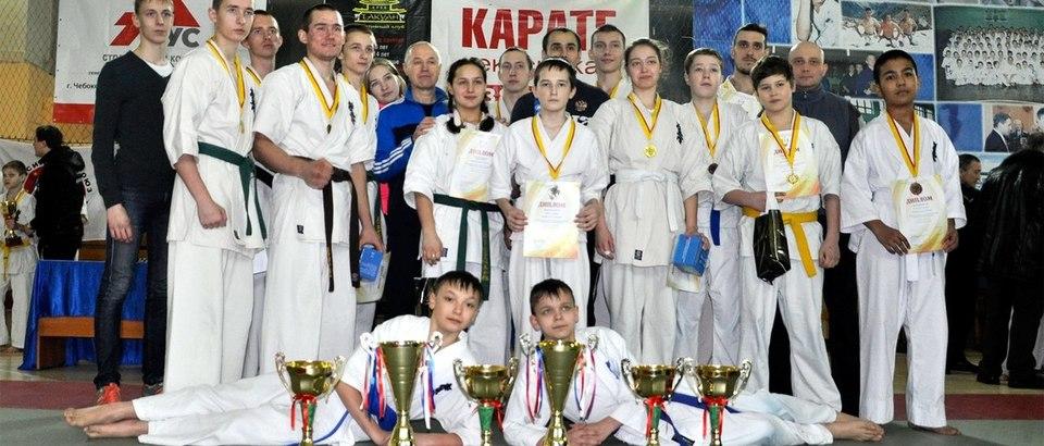 Национальный союз Республики Татарстан Каратэ Кекусинкай (Казань, ул. Даурская, 26)
