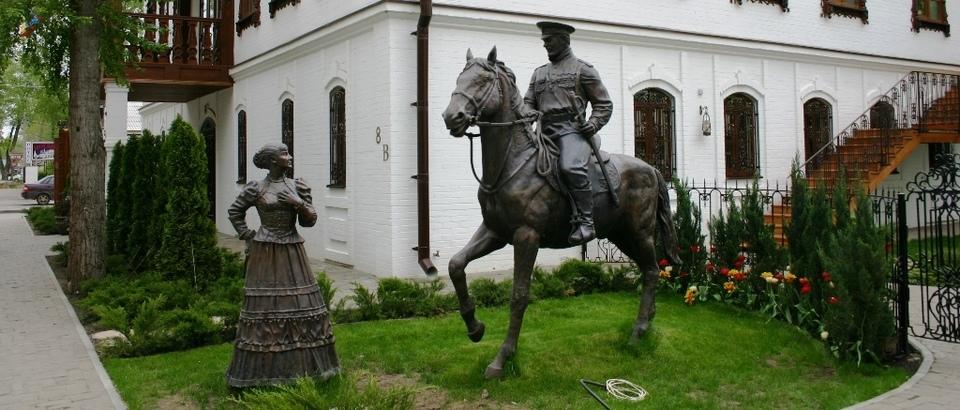 Атаманский (Ростов-на-Дону, ул. Левобережная, 8в)
