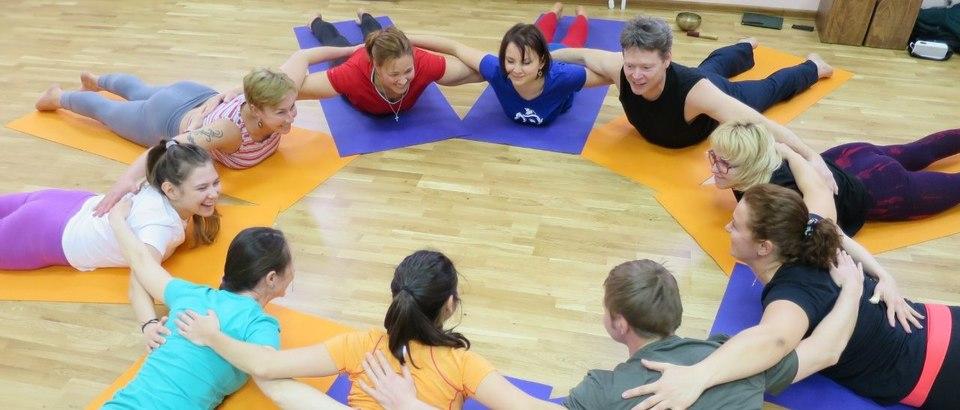 """Центр йоги """"Yoga time"""" (Казань, ул. Красной Позиции, 9)"""