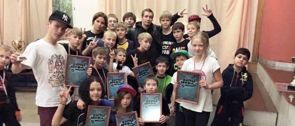 Школа брейк-данса BooM (Казань, ул. Зайни Султана, 15)