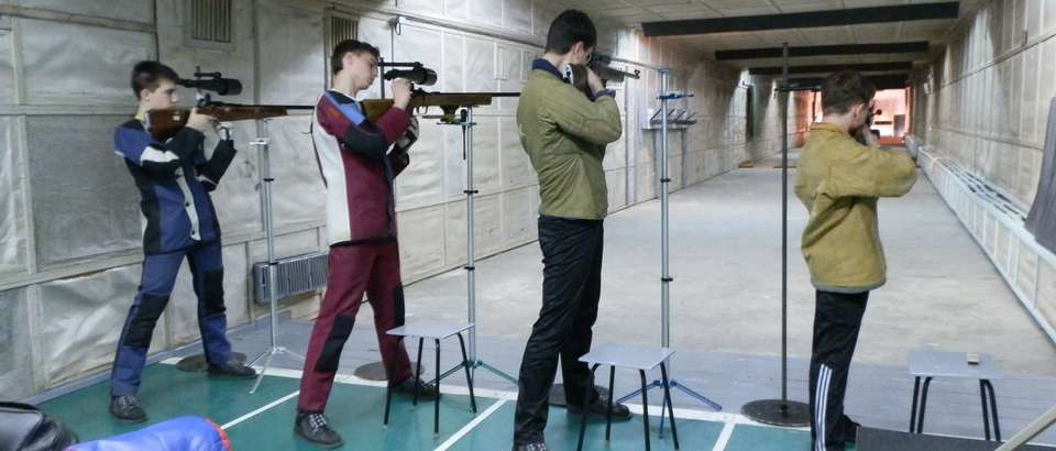 Shoot Straight (Казань, ул. Шамиля Усманова, 11)