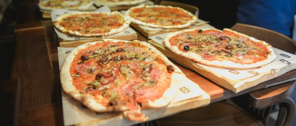 Luka Pizza (Ростов-на-Дону, Буденновский просп., 25)