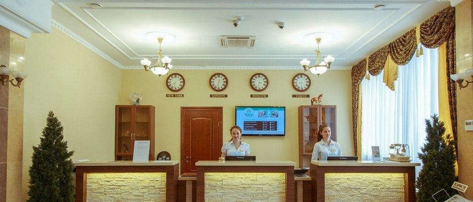 """Отель """"Relita-kazan"""" (Казань, ул. Декабристов, 85г)"""