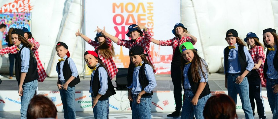 "Школа танцев ""Dance Schooll Fam"" (Казань, микрорайон Азино-1, ул. Дуслык, 4б)"