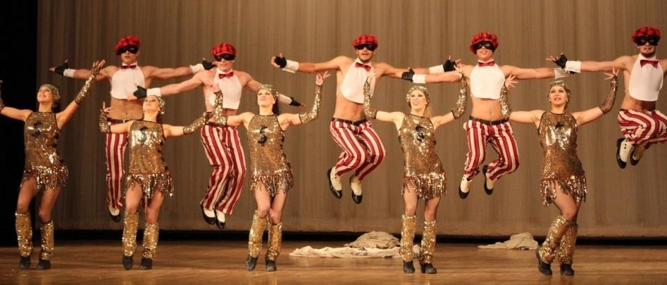 Театр танца Мгновение (Казань, ул. Декабристов, 1, Молодежный Центр)