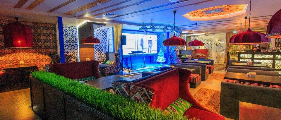Lounge Bar Халат (Казань, ул. Н. Ерщова, 1а)