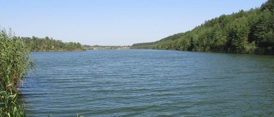 Голубые озёра (Ростовская обл., Батайск, ш. Западное)