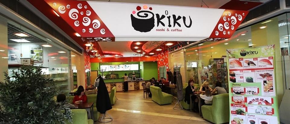 Суши-бар KiKu (Казань, ул. Петербургская, 1)