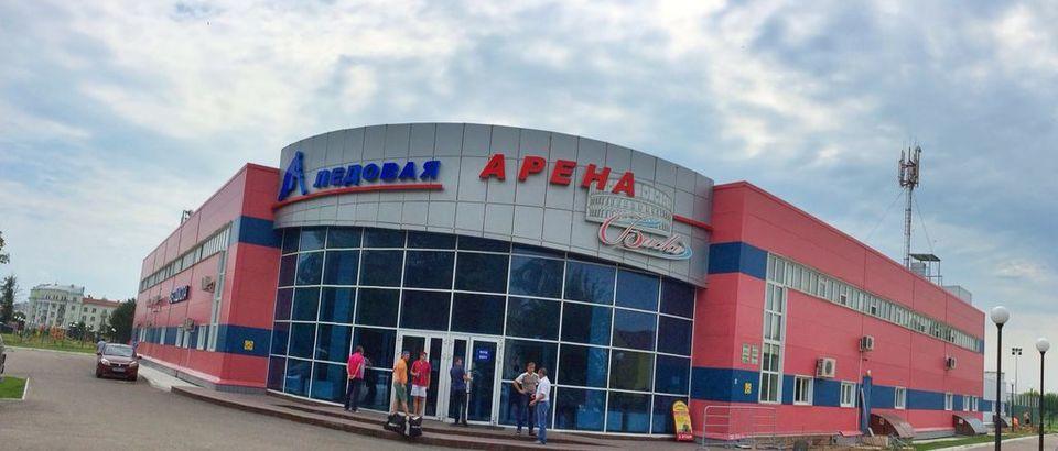 Ледовая арена Баско (Казань, ул. Степана Халтурина, 3)