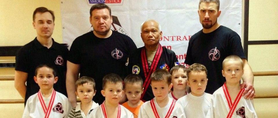 Клуб боевых искусств Контрадос (Казань, ул. Космонавтов, 44)