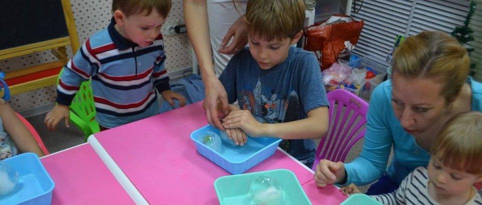 Детский центр развития «Вместе с мамой» (Казань, просп. Ямашева, 1)