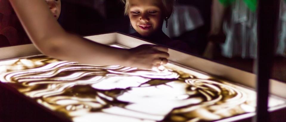 Рисование цветным песком (Казань, ул. Хусаина Мавлютова, 45, корп.1)